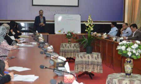 Workshop on Journalists and Official Correspondence
