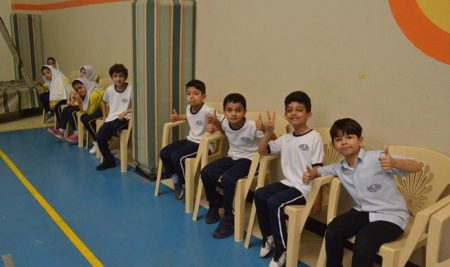 Fitness Competitions for  Grade 1 -6 ( Sarparasti Stage)
