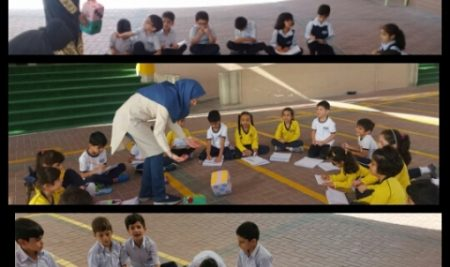 Primary Activities for Grade 1,2,3 International Section