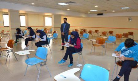 برگزاری آزمون المپیاد علمی امارات