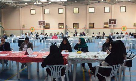 جلسه شورای عمومی معلمان با موضوع بررسی نظرات KHDA