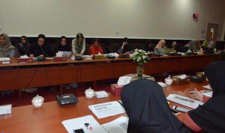 برگزاری کارگاه آموزشی با موضوع بررسی دانش آموزان با نیازهای ویژه توسط مشاور محترم خانم باقری