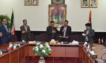 برگزاری جلسه تودیع و معارفه مدیر مجتمع آموزشی