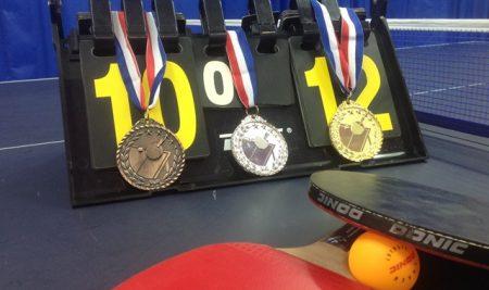 برگزاری مسابقات تنیس روی میز همکاران خانم در مجتمع نمونه و بین الملل توحید