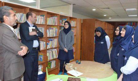 بازدید آقای دکتر گودرزی سرپرست محترم مدارس ایرانی از مجتمع آموزشی نمونه و بین الملل توحید پسران