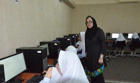 برگزاری امتحان MAP برای دانش آموزان پایه دوم تا دهم بین الملل